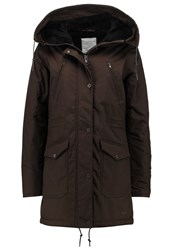 Elvine Magnolia Winter Coat Olive
