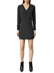 Allsaints Riyo Dress Black
