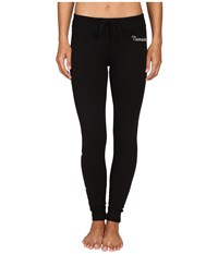 Spiritual Gangster Namaste Stars Muse Pants Black Women's Casual Pants