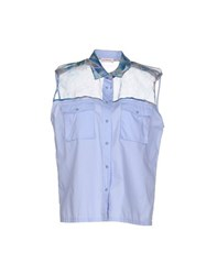 M.Grifoni Denim Shirts Shirts Women