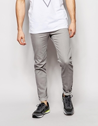 United Colors Of Benetton Grey Slim Fit Jeans Grey906