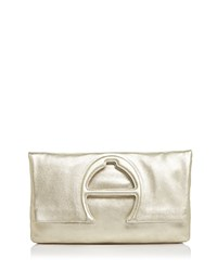 Etienne Aigner Bombe A Clutch Gold