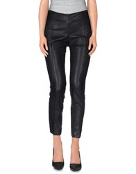 Es'givien Trousers Casual Trousers Women Black