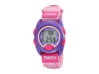 Timex Digital Fast Wrap Velcro Strap Watch Youth Pink Purple Watches