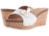 Tommy Hilfiger Honora White Women's Wedge Shoes