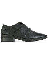 Marsell Concealed Fastening Loafers Black