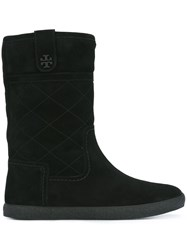 Tory Burch Ankle Boots Black