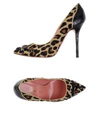 Blumarine Footwear Courts Women