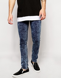 Another Influence Skinny Jeans Blue