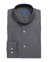 Vince Camuto Modern Fit Dress Shirt Grey