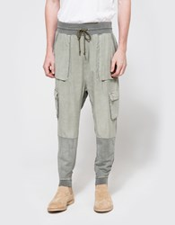 John Elliott Safari Sweat Washed Olive