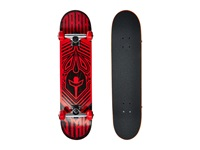 Darkstar Revert Complete Red Skateboards Sports Equipment