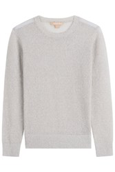 Michael Kors Collection Pullover With Cashmere Grey