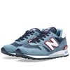 New Balance M1300tr 'National Parks' Made In The Usa Lake Blue White Red
