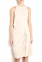 Acne 7c Piper Ruched Jersey Dress by Acne