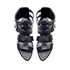 GLADIATOR SANDALS WITH BUCKLES Shoes TRF ZARA United States