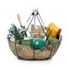 The Chelsea Gardener Hamper Basket by The Chelsea Gardener on GIFTLAB