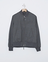 Engineered Garments Aviator Tropical Wool Jacket Grey Nitty Gritty Store