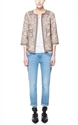 TWO TONE EMBROIDERED BLAZER Blazers TRF ZARA United Kingdom