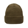 Our Legacy Knitted Hat Olive Merino Wool