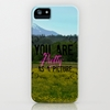 Pretty as a Picture iPhone 26 iPod Case by RDelean 7c Society6