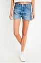 Vintage Renewal Raw Cut Denim Levi's Shorts