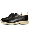 Tricker 27s for End Hunting Co Zug Grain Long Wing Brogue Black Zug Grain