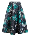 Mary Katrantzou Flared Printed Skirt Browns Fashion Designer Clothes Clothing