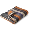 The Elder Statesman Striped Cashmere Blanket Mr Porter