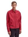 Lanvin Men's Technical Raw Edge Blouson Jacket Ln Cc