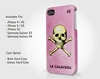 La Calavera Mexican Loteria The Skull Iphone 5 5S 5C By Paweeart