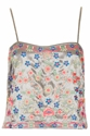 Neon Embroidered Cami New In This Week New In Topshop Europe