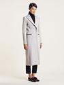Lanvin Women's Long Tailored Coat