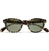 Oliver Peoples c2 a0Sheldrake Round Frame Acetate Sunglasses c2 a0 7c c2 a0MR PORTER