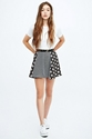 Native Rose Islander Print Skirt Urban Outfitters