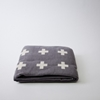Mjolk Cross Blanket By Pia Wallen Cross Blanket