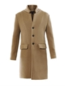 Bonded Cashmere Blend Coat Burberry Prorsum Matchesfashion...