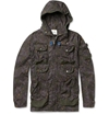 Undercover c2 a0Hooded Printed Cotton Jacket c2 a0 7c c2 a0MR PORTER