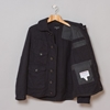 Engineered Garments Cruiser Jacket Dark Navy 19Oz All Wool Flann Oi Polloi