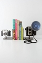 Vintage Camera Bookends Anthropologie com