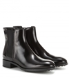 Leather Chelsea Boots Tod's Mytheresa.Com