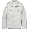Maison Martin Margiela Lightweight Cotton And Linen Blend Twill Field Jacket Mr Porter