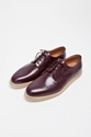 Common Projects Derby Shine Burgundy 7c TR c3 88S BIEN SHOP