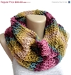 On Sale Colorful Cowl Infinity Scarf Eternity By Senoaccessory