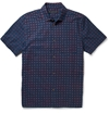 Marc By Marc Jacobs Printed Cotton Chambray Shirt Mr Porter
