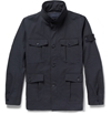 Stone Island Ghost Waterproof Cotton Jacket Mr Porter