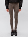 United Bamboo Knit Leggings Houndstooth Multi