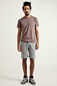 Our Legacy Perfect Tee Sea Cotton Washed Choco TR c3 88S BIEN