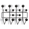 Hang it All Special Edition: Black Vitra Charles & Ray Eames