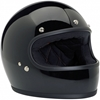 Biltwell Gringo DOT Helmet Gloss Black